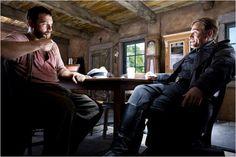Inglourious Basterds (2009) Quentin Tarantino Photo Christoph Waltz, Denis Ménochet