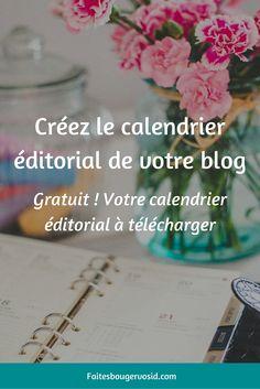 Téléchargez gratuitement votre calendrier éditorial et ne vivez plus l'angoisse de la page blanche !