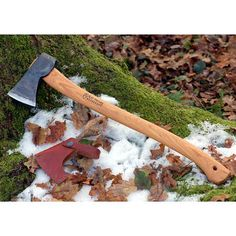 The Gransfors Ray Mears Wilderness Axe. If I could just find one in the US for a decent price...
