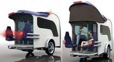 Next gen Caravan concept lets you enjoy family trips to the tee