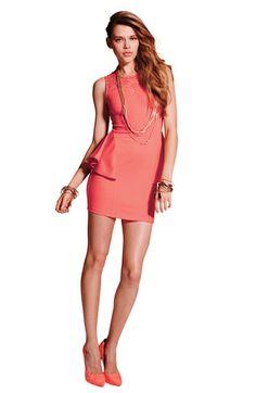 Lace Trend: Soprano Dress #NordstromProm