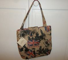 Medium Burlap Purse Market Bag Bags and by MountainMommaDesigns