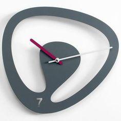 Wall Clock SEVEN by Progetti