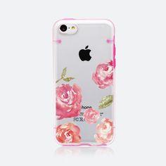 iPhone 5C case iPhone 5 / 5S case halftransparent by Uniqstyle, $9.95