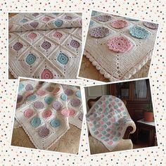 #bebekbattaniyesi #babyclothes #babycloheset #babygift #babygifts #virkkaus #crochet #crocheted #igcrochet #instacrochet #craft #crafts #elemeği #elemeğigöznuru #babyvest #babycrochet #birlikteörelim #madebyme #örgü #örgümüseviyorum #sevgiyleörüyoruz #sunumduragihobi #hanimelindenorgu #gramorgu #crochetflowers #hekling #babyknitting #crocheting #crocheted #handmade 18.02.2016. Istanbul. Bebek battaniyesi. by eminemutfaktaa