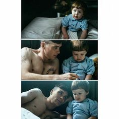 Charlie & Tommy Shelby   Peaky Blinders