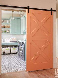 """Excellent """"laundry room storage diy cabinets"""" info is available on our site. Check it out and you wont be sorry you did. Small Shelves, Small Storage, Diy Storage, Storage Spaces, Tall Cabinet Storage, Storage Ideas, Storage Shelves, Sweet Home, Layout"""
