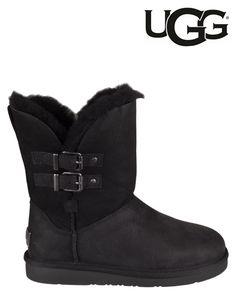 UGG   Renley   Boots   Black   MONFRANCE Webshop