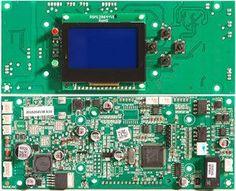 DISPLAY PCB FOR VIZI HYBRID 16RX !! Z-2010204538