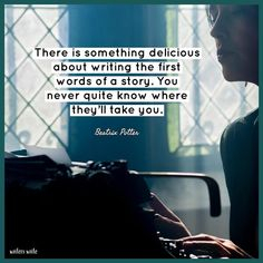 Quotable – Beatrix Potter - Writers Write