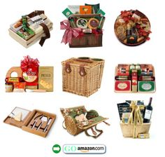 Gift Baskets For A Wedding Gift