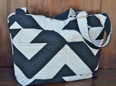 Camera bag black and tan , linen, womens purse for your DSLR, removeable padded insert, messenger strap