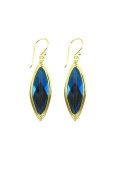 Handcrafted crystal drop earrings with Czech crystals   Crystal Drop Earrings by Ananda. Accessories - Jewelry - Earrings Chicago, Illinois