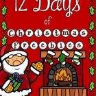 This freebie packet includes 12 different Christmas themed activities.  You will find a couple different graphic organizers, a writing activity, a ...