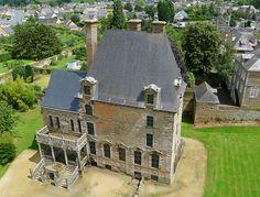 Château des Montgommery - Ducey (Manche)