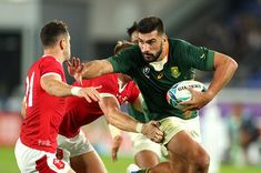 South Africa edges past Wales to reach third Rugby World Cup final First World Cup, World Cup Final, Second World, Siya Kolisi, Manchester United Players, Man Of The Match, Best Ups, All Blacks, Rugby World Cup