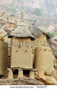 Dogon Granary (Mali)