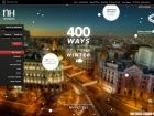 30 Great Websites with Parallax Scrolling