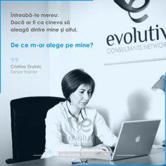 Cristina Tirulnic,  Senior Partner @EvolutivConsultants