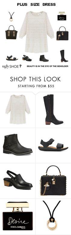 """PLUS SIZE DRESS"" by jessicasanderstx ❤ liked on Polyvore featuring Teva, Han Kjøbenhavn, Dolce&Gabbana, Cartier, uglyshoes, tevas, iloveoptions and imnotmadattheseshoes"