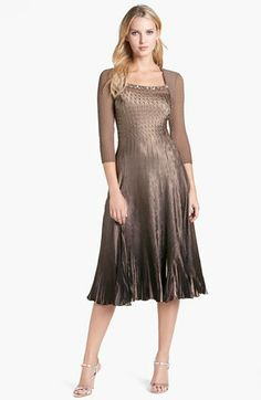 Tadashi Shoji Embroidered Lace Sheath Dress Available At Nordstrom