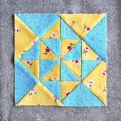 I have another Farmer's Wife Sampler block completed, and don't have many to go! This one is called Peace and Plenty:      I changed the cut...
