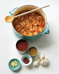 Shrimp Tikka Masala - Martha Stewart Recipes