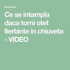 Ce se intampla daca torni otet fierbinte in chiuveta-video - BZI. Cross Stitch Charts, Diy And Crafts, Cleaning, Medicine, Houses, Home Cleaning, Cross Stitch Patterns, Punch Needle Patterns