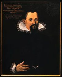 Kepler, Johannes: I used to measure the heavens, now I shall measure the shadows of the earth. Although my soul was from heaven, the shadow of my body lies here.