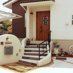 [RoomClip] 玄関アプローチのアイデア