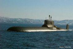"""Стратегический крейсер Проекта 941 """"Акула"""""""