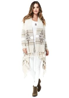 Alpine Fringed Cardigan #afordable-bohemian-fashion #american-flag #aztec-inspired-sweater #beachy #billowy #blanket-cardigan #blanket-wrap #blue #bohemian #bohemian-fashion #bohemian-inspired-fashion #bohemian-style #boho #boho-chic #boho-style #boho-inspired-sweater #california-style #california-style-sweaters #cardigan #cardigan-sweater #carpet-sweater #casual-sweater #christmas-sweater #chunky-knit #chunky-sweater #coachella #coachella-clothes #cold-weather #college #cozy…