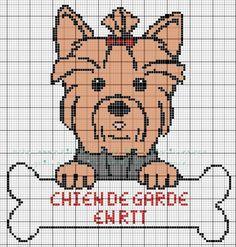 όμορφα σχέδια με σκυλάκια για κέντημα     πηγή / source             τέλειο σχέδιο για κεντητές βρεφικές κουβέρτ...