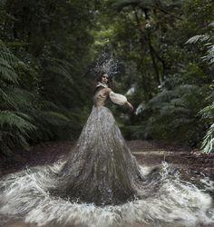 Fantasy | Magical | Fairytale | Surreal | Enchanting | Mystical | Myths | Legends | Stories | Dreams | Adventures | Photographer: Danielle LukicHair: Rhianna Rodda Makeup: Rebecca Dainer Model: Lauren