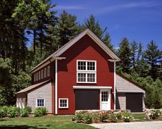 Garage And Shed Photos Barn House Design, Pictures, Remodel, Decor and Ideas