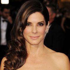 """Sandra Bullock élue """"Plus belle femme du monde"""" - Marie Claire"""
