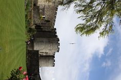 Stirling Castle and the Queen Ann Garden  Melissa's Mission??