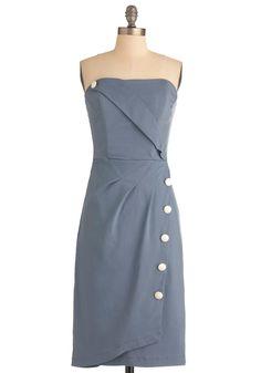 Backstage Jitters Dress