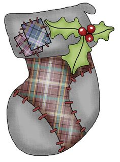 Christmas clip art | Christmas, Christmas stockings and Stockings