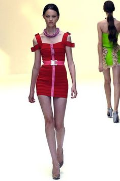 Christopher Kane Spring/Summer 2007 Ready-To-Wear Collection | British Vogue