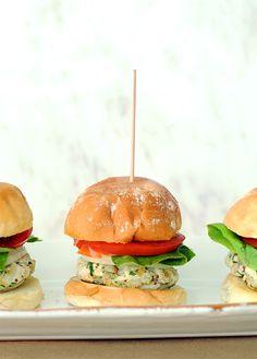 ... Burger Sliders on Pinterest | Turkey Burgers, Sliders and Burgers