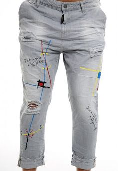 equation jeans