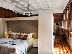 Rooms & Suites at The Old Clare Hotel in Sydney - Design Hotels™