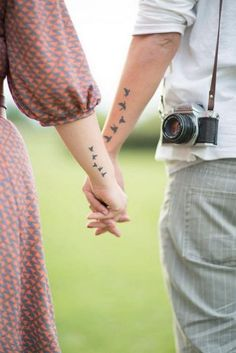 103 Mejores Imagenes De Tatuajes Parejas Pair Tattoos Tattoo