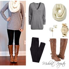 Love the color combo for fall.
