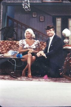 Jayne Mansfield on The Red Skelton Show