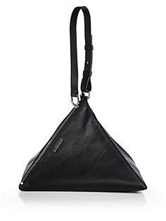 3bd3b90807e0 Givenchy - Pyramide Large Zip Shoulder Bag