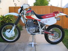Another Honda XR600R!