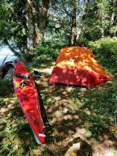 Canoeing, Kayaking, Kayak Camping, Tents, Backpacking, Surfboard, Survival, Hiking, Sports