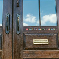 Minneapolis Photo Tour: The Bachelor Farmer, owned by two of the Dayton brothers, whose family created Target. Amazing food.